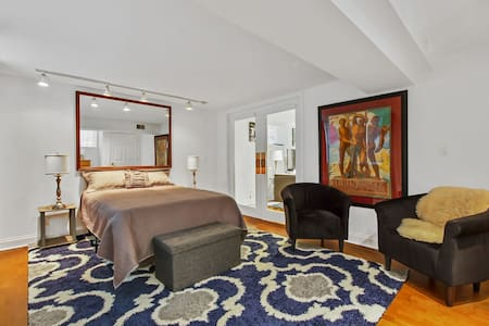 One-Of-A-Kind Apartment in Old Town!