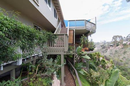 Zen House-Canyon 3 - San Diego - Casa de huéspedes