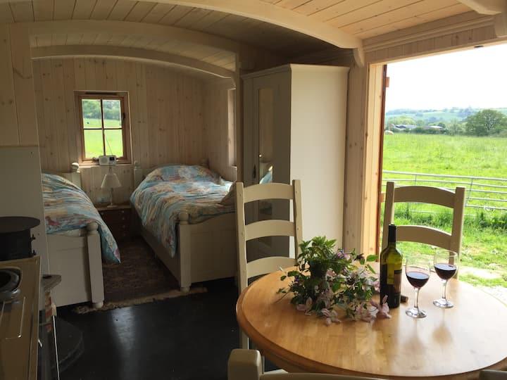 Everdene shepherd's hut