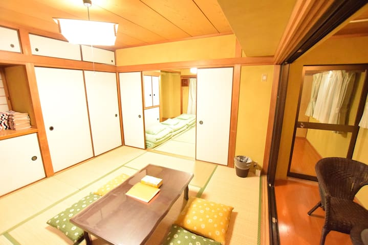 #34Spacious Japanese style room! Early Summer Sale