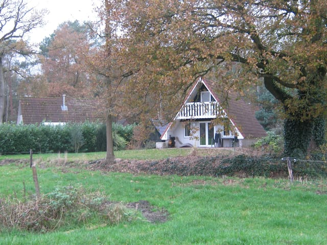 gezellige vakantiewoning op rustig park bij Ommen - Ommen