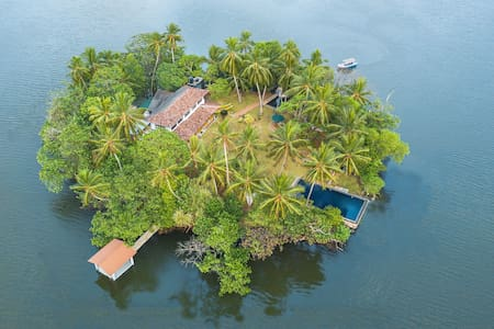 The Island on Bolgoda by Amici Leisure
