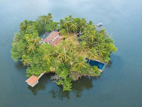 The Island on Bolgoda by Amici Leisure