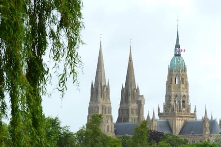 In the heart of History - Bayeux - Wohnung