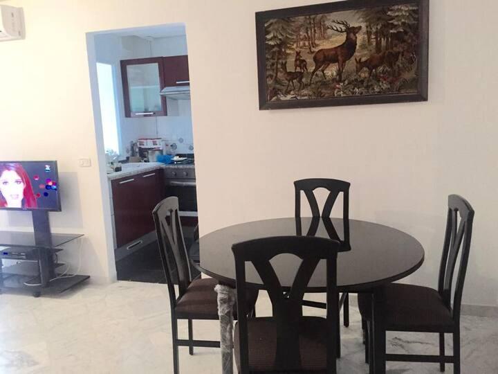 Apartment S+2