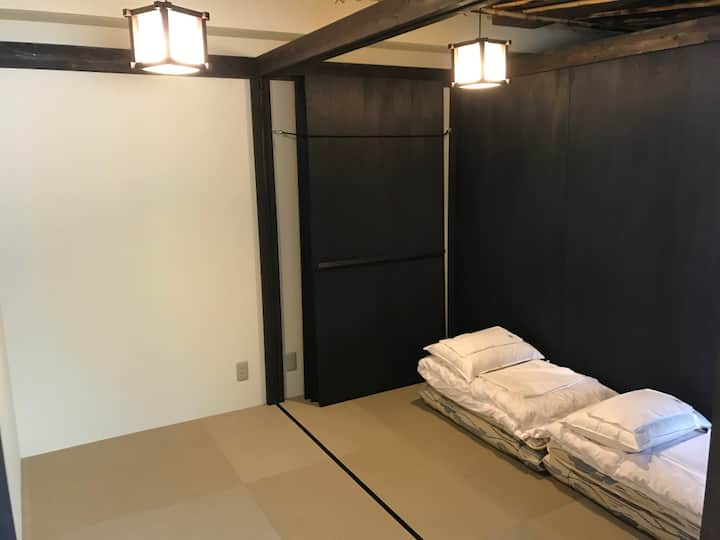 Kawate-ya Semi-Private room