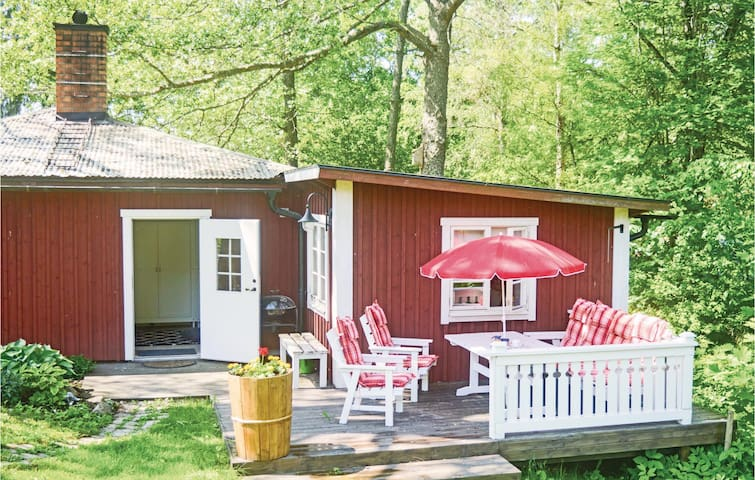 Holiday cottage with 1 room on 60m² in Vingåker