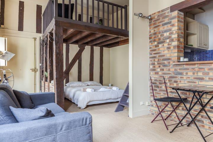 BEST STREET _ BEST LOCATION _ - Paris - Apartamento