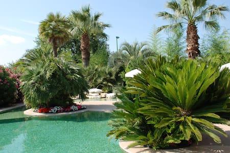 Charmante villa avec jardin privé et piscine - Carros