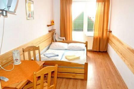 2-osobowy pokój blisko morza w Karw - Bed & Breakfast