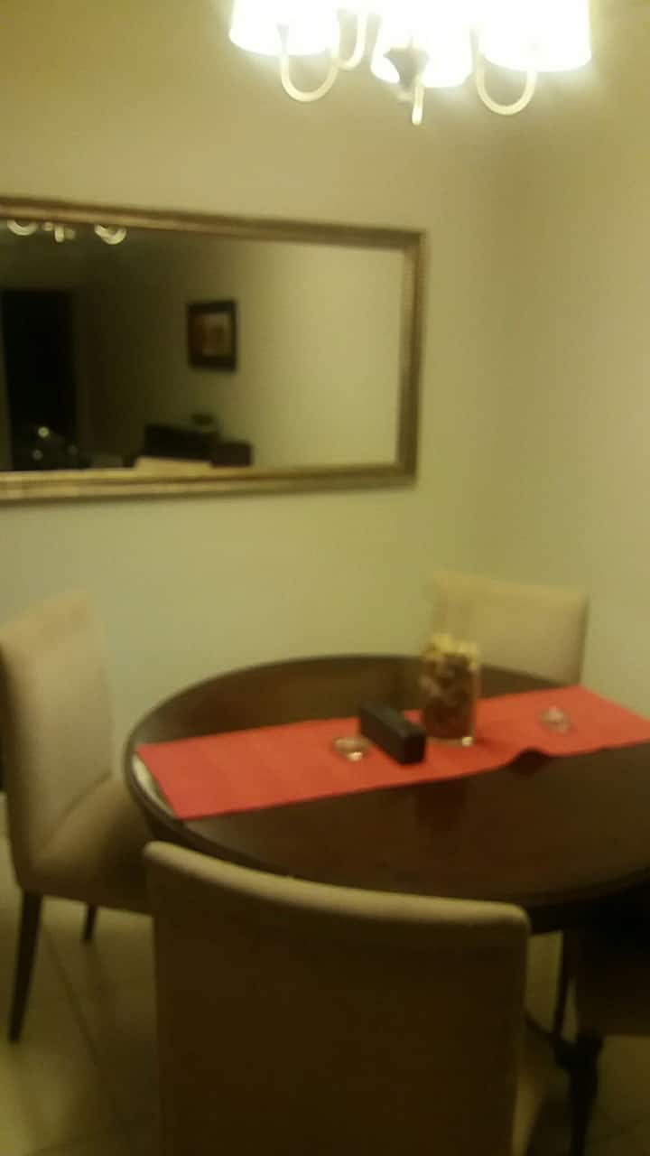 Confortably flat in Villa Nueva.