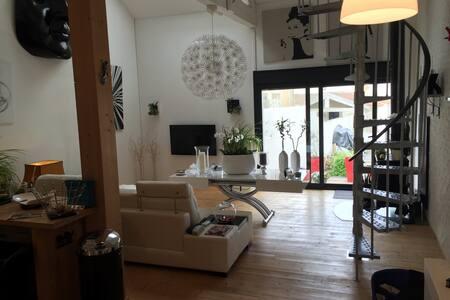 Loft à louer en Charente maritime❤️ - Semussac - Loft