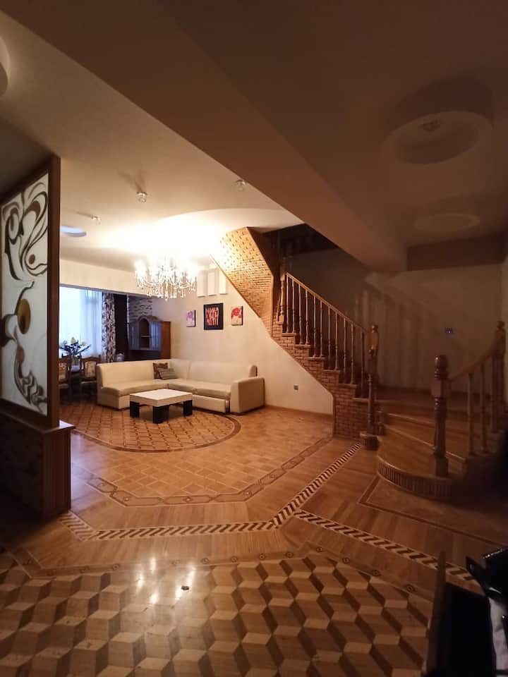 Duplex apartment in Baku