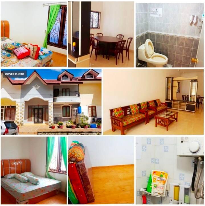 Villa Bukit Mas Berastagi