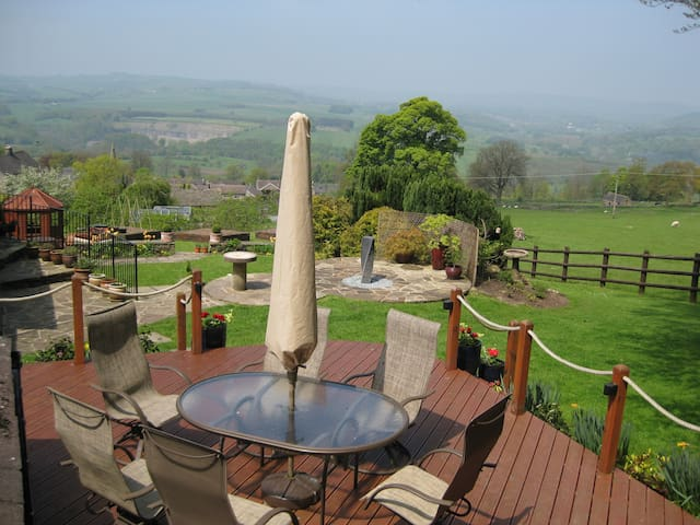 Stanton in Peak B&B - Derbyshire - Inap sarapan
