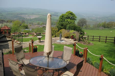 Stanton in Peak B&B - Derbyshire - Bed & Breakfast
