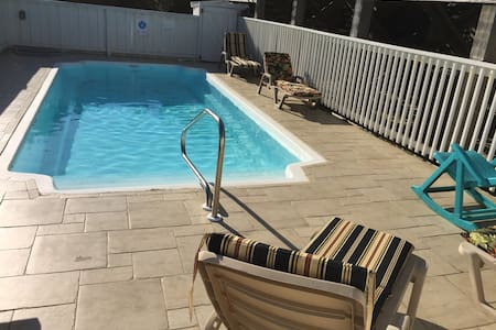 God's Blessings!  Oceanfront View, 4BR, Pool, Spa. - Avon - House