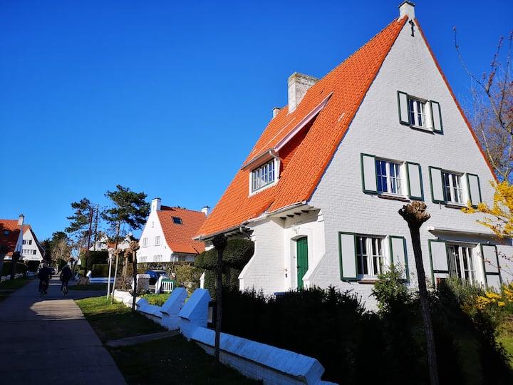 Beautiful family home in De Haan