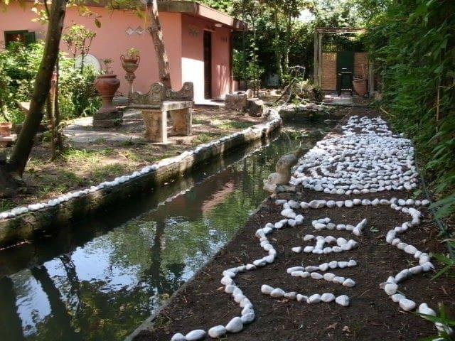 Javihouse•Deliziosa villetta indipendente giardino - Borgo Grappa