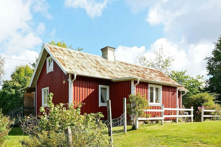 5 person holiday home in SKÄLLINGE