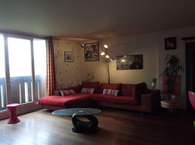 la tranquillité - Montigny-le-Bretonneux - Appartement en résidence