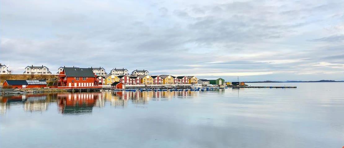 Hemnskjela/Hitra, Sor-Trondelag, Norway - Hemnskjel - Apartamento