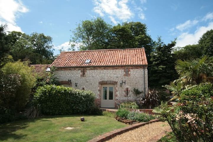 Converted barn in quiet village - Norfolk - Hus