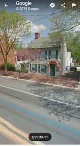 Historic District Charm On Cameron Street