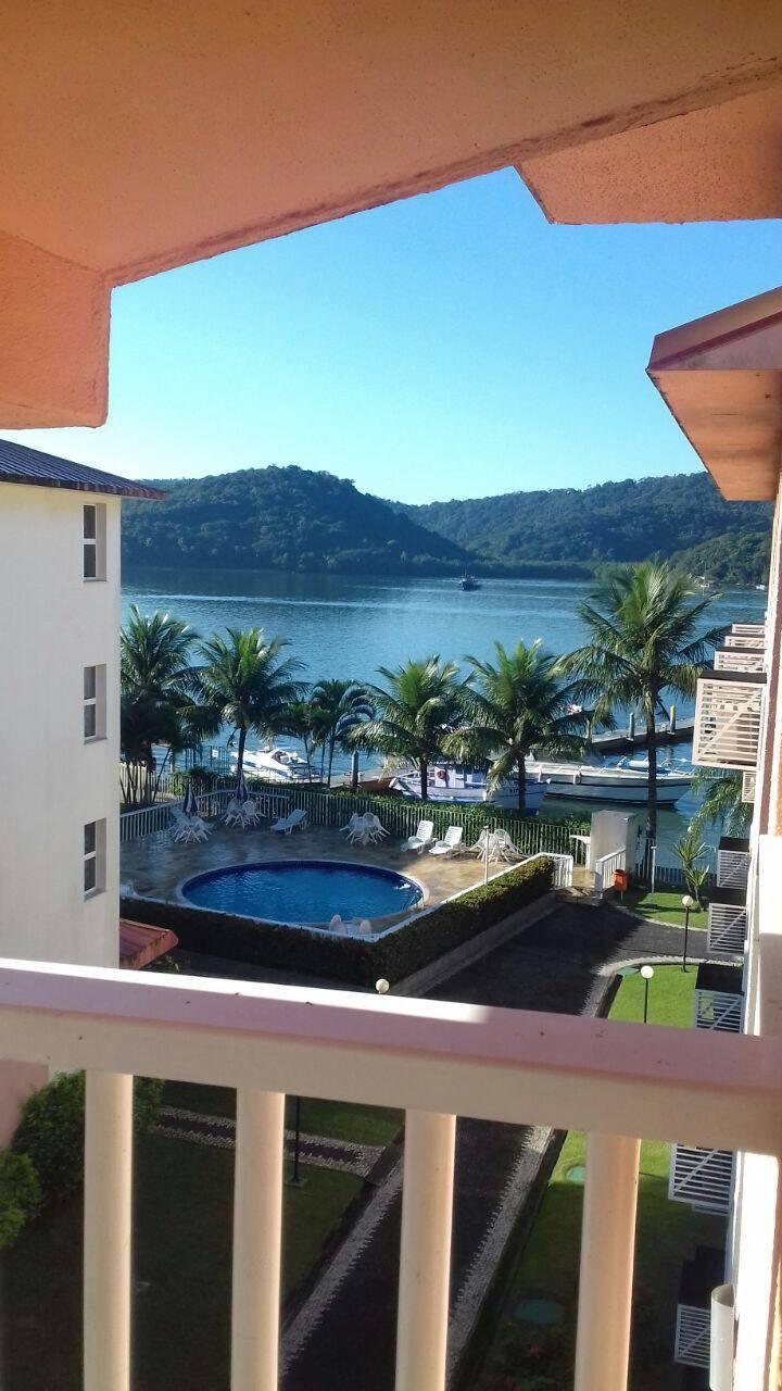 Apartamento na Marina de Itacuruçá  com bela vista