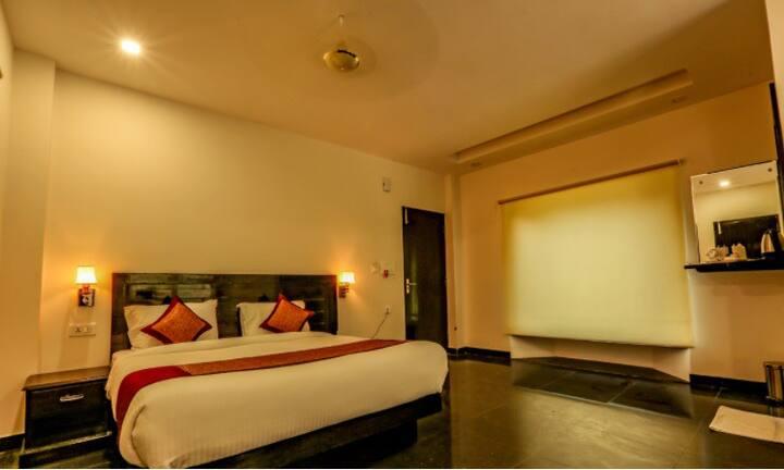 Riverside Premium Resort in Rishikesh