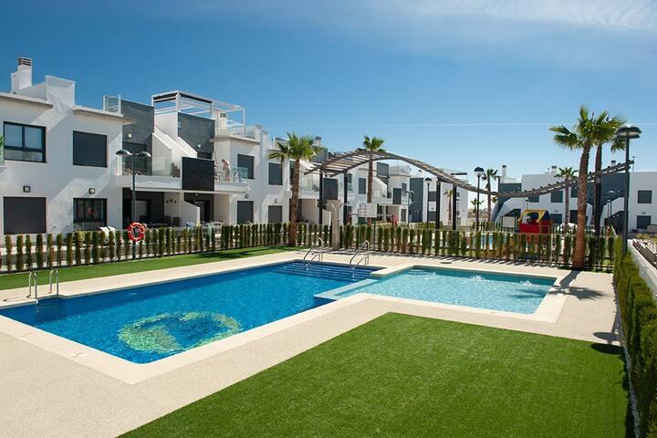 Appartement moderne proche de la plage
