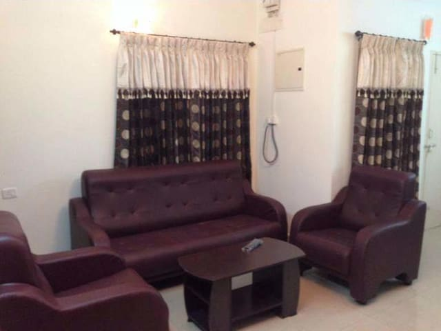 Cozy 3-Bedroom Apt in Kottayam Town - Kottayam - Appartement