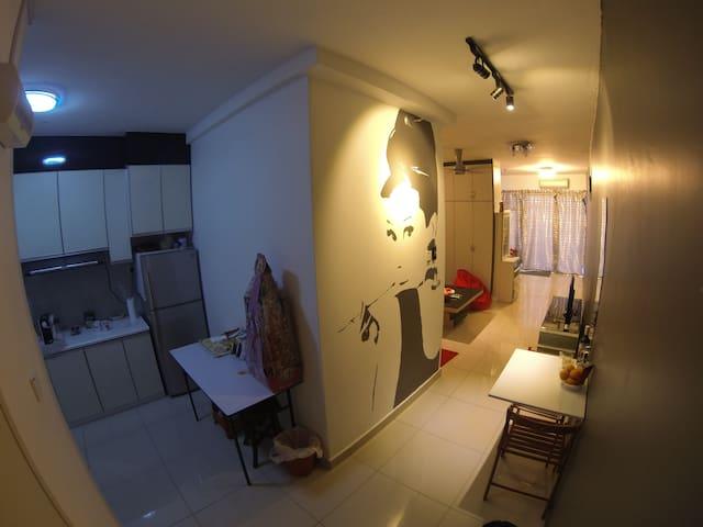 Vrede Studio KBCC - Kota Bharu - Apartemen berlayanan