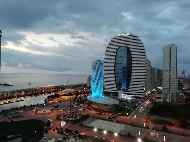 Апартаменты у моря Orbi City 9-17