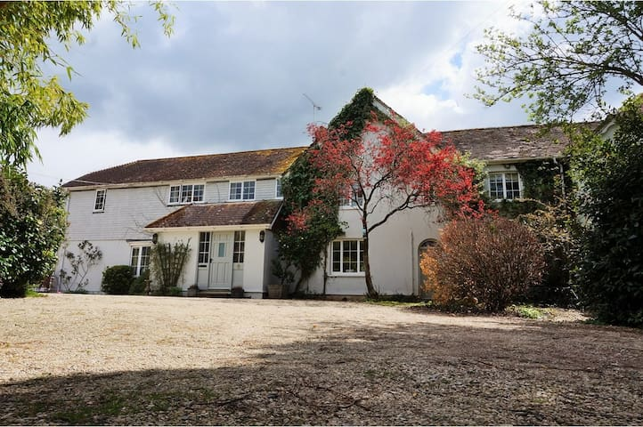 Double Room, Hawthorn Cottage, Child Okeford - Child Okeford - Bed & Breakfast