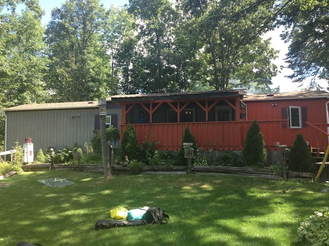 Getaway Trent Hills Cottage