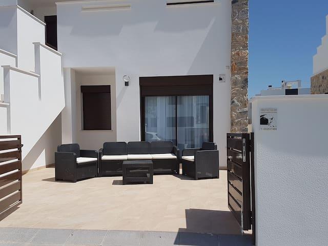 3 bed ground floor apartment Torre de la Horadada