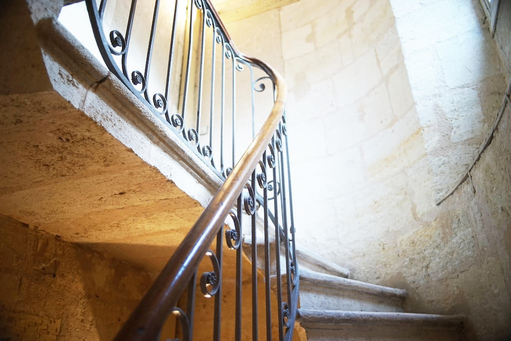 cage d'escalier / smart stairwell
