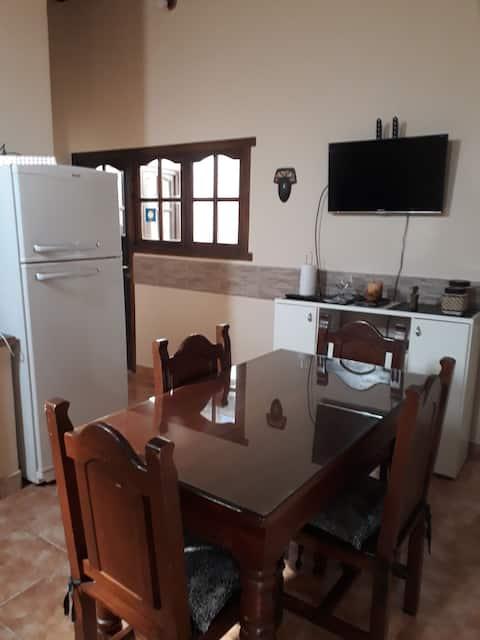 KAKAN-Comodo apartamento en Cafayate