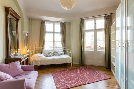 Beautiful room right across Park Sanssouci - Potsdam - Apartmen
