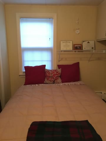 Idyllic cozy home 15 min from downtown Northampton - Hatfield - Apartment