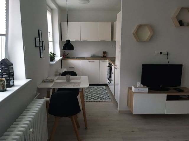 Cozy studio with terrace in Old town