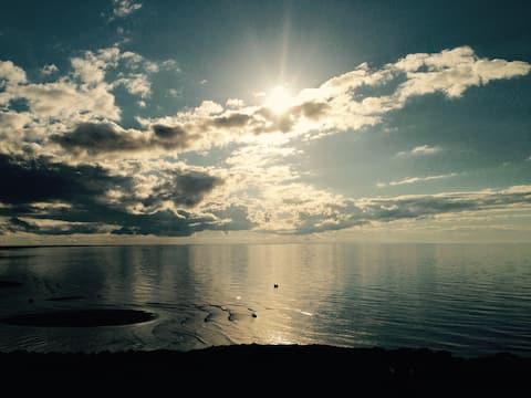 Ocean, Sunset Paradise!