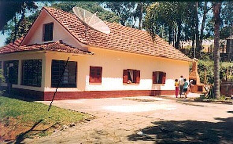 Sitio Casarão Miguel Pereira, gov. portela