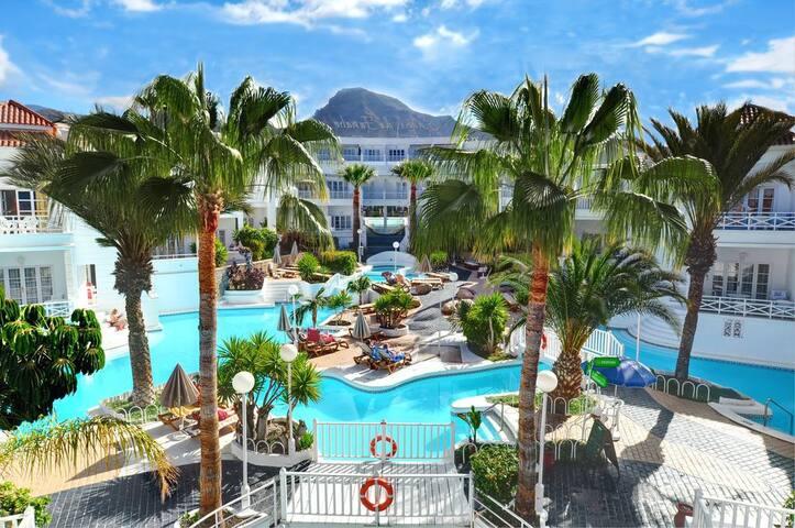 Appart en résidence 4 étoiles à Tenerife 1 semaine - Costa Adeje - Timeshare