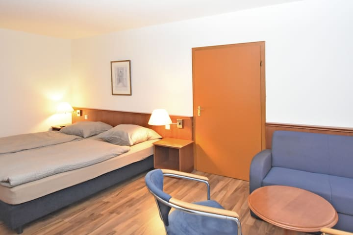Comfortable Apartment in Hahnenklee Harz with Swimming Pool