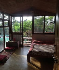 Glass house concept room in Panchgani - Panchgani