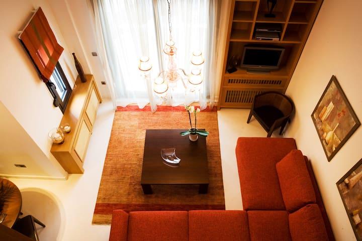 MELON SUITES (Executive Suite 7) - Kalamaria - Apartment