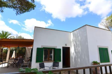 V. Rosales -Natur-Park Cala Mondragó - Santanyí - Casa