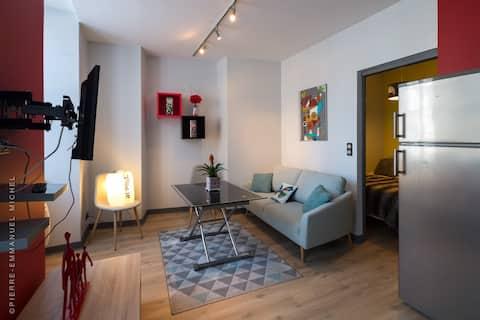 ONIGOURMAND furnished tourist accommodation